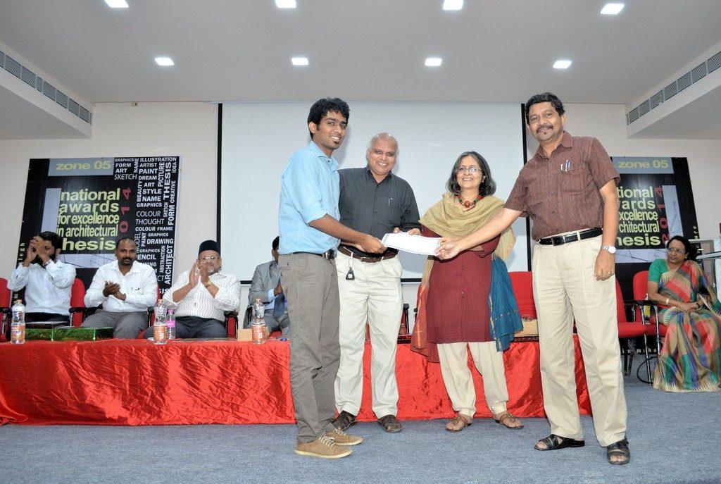 niasa thesis awards 2017